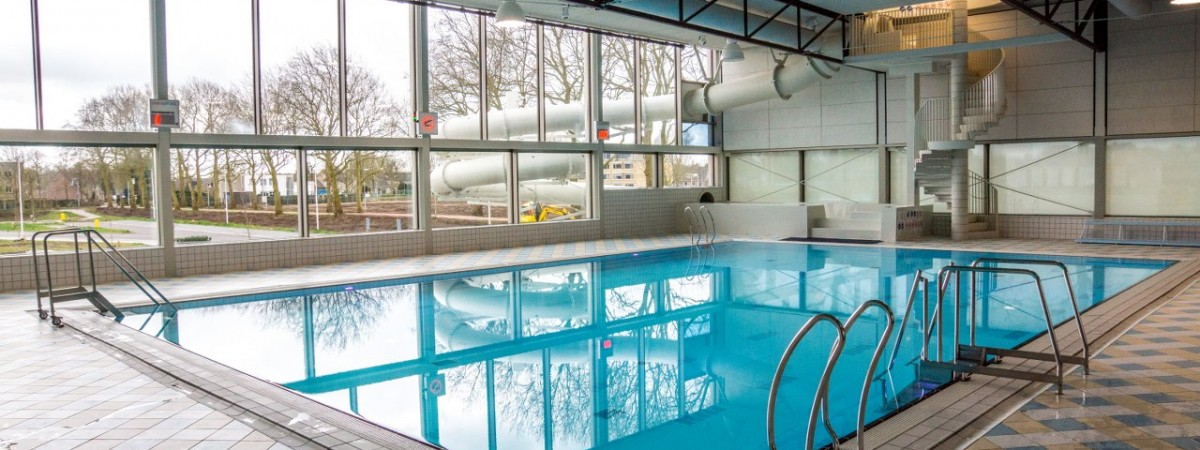 Swimming pool vianen