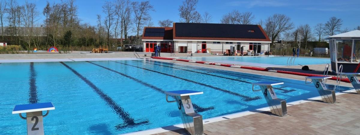 swimming pool texel