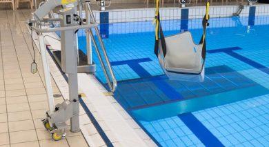 Zwembadlift