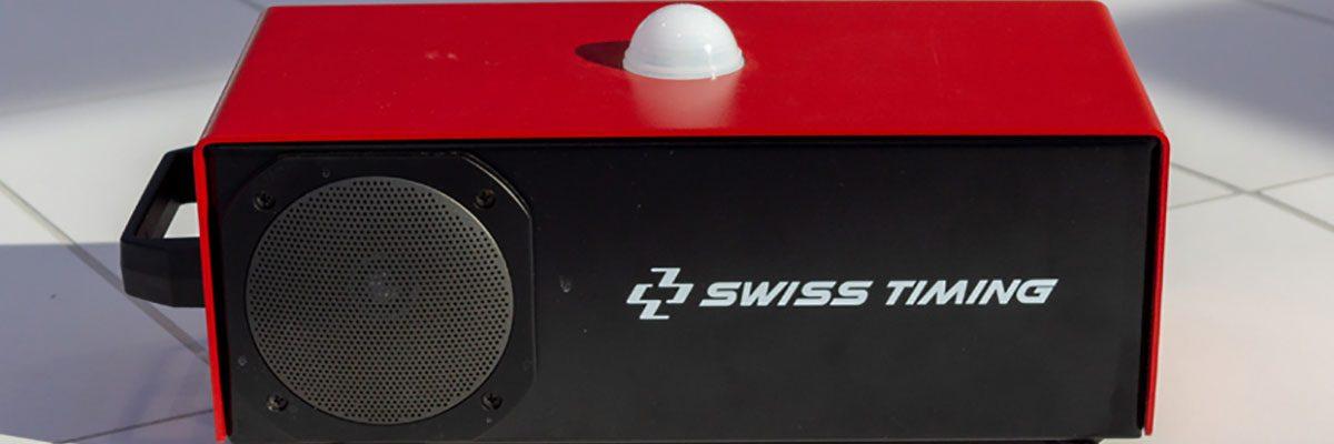Swiss Timing StartTime